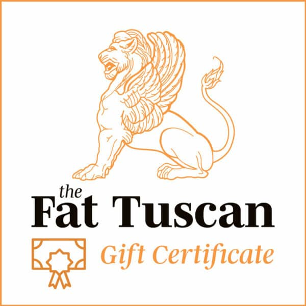 Gift Certificate for Cooking Classes in Gainesville Florida.